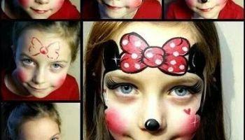 Maquillaje De Fantasia Ideas Que Productos Elegir Y Como Desmaquillarse Maquillarse Los Ojos