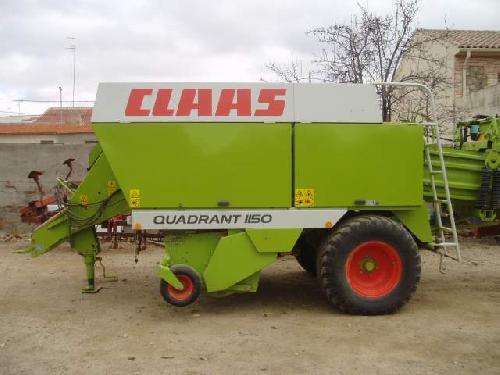 Claas,Quadrant 1150,Toledo,26.000,00 EUR