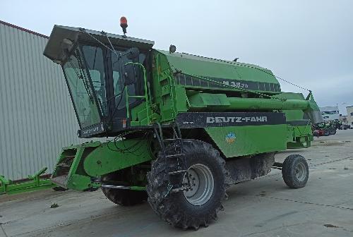 Deutz-fahr,M-3570,Zaragoza,16.500,00 EUR
