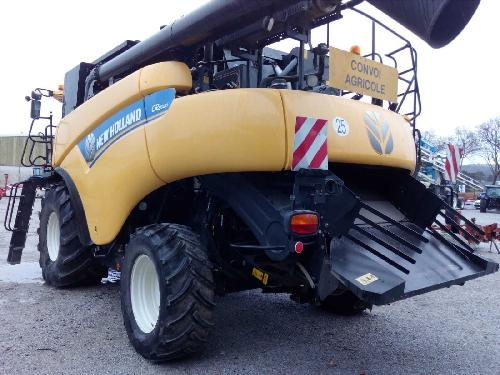 New Holland,Cr-8080,La Rioja,153.000,00 EUR