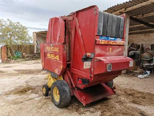 New Holland,654,Navarra,5.000,00 EUR
