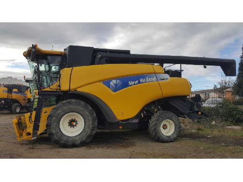 New Holland,Cr-9060,León,79.000,00 EUR