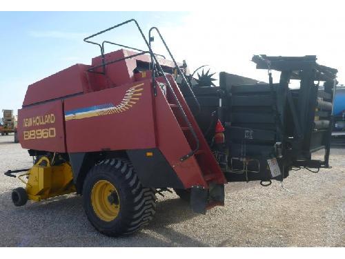 New Holland,Bb-960 S,Lugo,18.500,00 EUR
