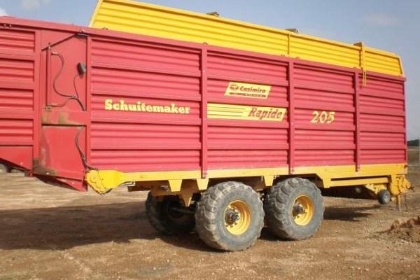 Schuitemaker,Rapide-205,Albacete,40.000,00 EUR