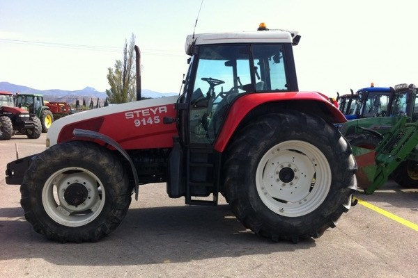 Steyr,9145 4x4,Huesca,28.000,00 EUR