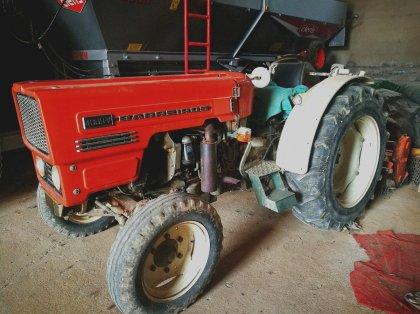 Tractor frutero Barreiros 4000 V