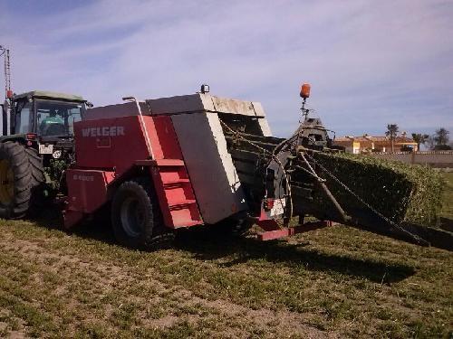 Welger,D-4000,Alacant,19.000,00 EUR
