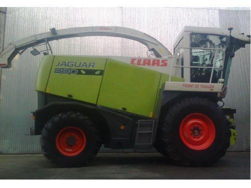Claas,Jaguar 890-speedstart,Asturias,96.000,00 EUR
