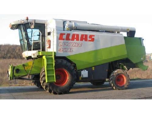 Claas,Lexion 420,Álava,84.000,00 EUR