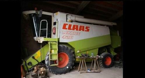 Claas,Lexion 420-4-trac,Lleida,45.000,00 EUR