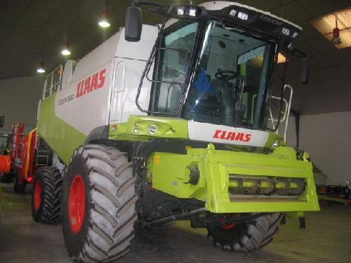 Claas,Lexion 580,Albacete,126.000,00 EUR