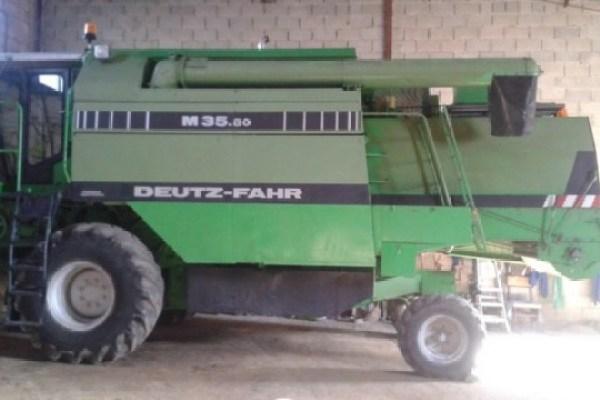 Deutz-fahr,M-3580,Zaragoza,15.000,00 EUR