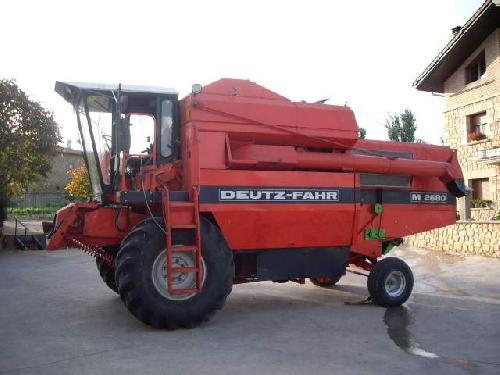 Deutz-fahr,M-2680,Burgos,18.000,00 EUR