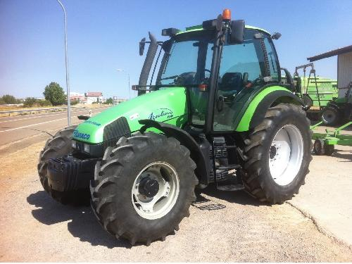 Deutz-fahr,Agrotron 110,Valladolid,21.000,00 EUR