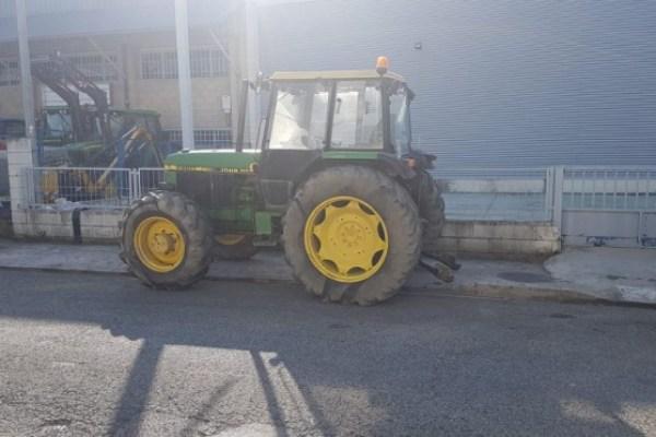 John Deere,2850,Navarra,12.400,00 EUR
