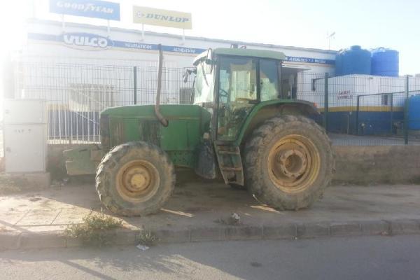 John Deere,6510 4wd,Almería,19.500,00 EUR