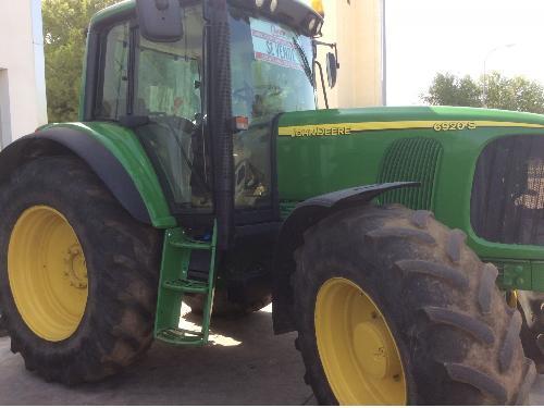 John Deere,6920 S,Badajoz,34.000,00 EUR