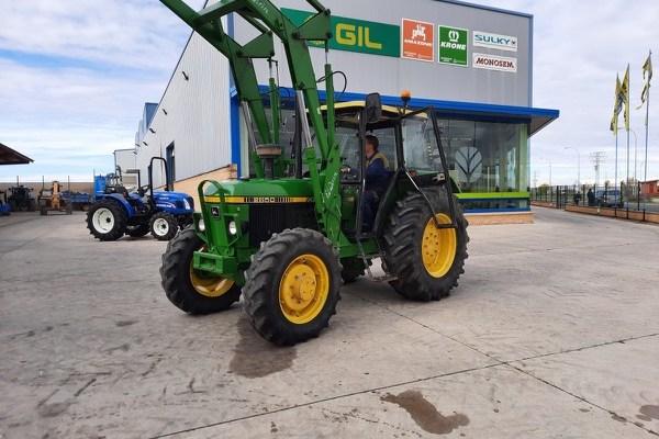 John Deere,2650 Dt,Ávila,16.000,00 EUR