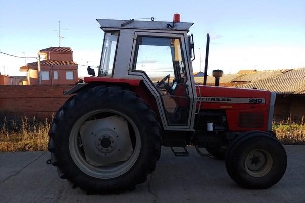 Massey Ferguson,390 4wd,Zamora,10.000,00 EUR