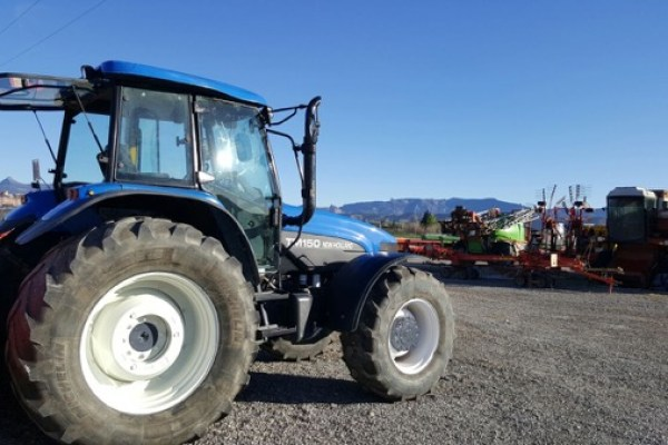 New Holland,Tm 150,Huesca,25.000,00 EUR