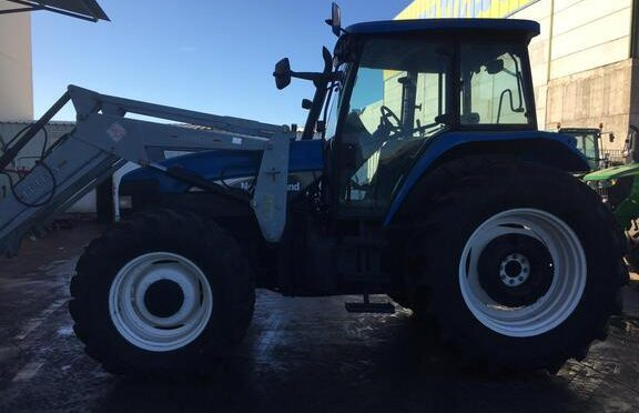 New Holland,Tm 130,Ciudad Real,24.000,00 EUR