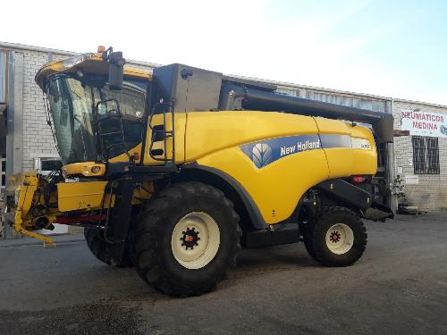 New Holland,Cx-8060,Badajoz,15.000,00 EUR