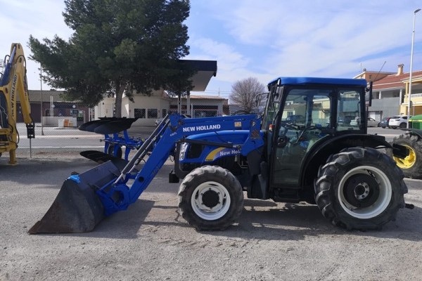 New Holland,T4040 4wd,Murcia,25.000,00 EUR