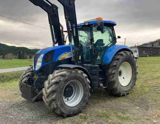 New Holland,T6080,Sevilla,26.880,00 EUR