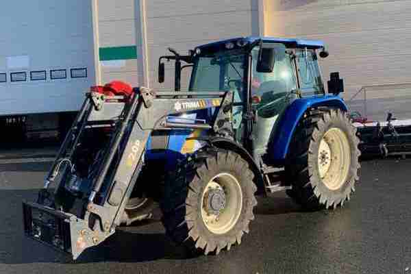 New Holland,T5060 4wd,Sevilla,23.990,00 EUR