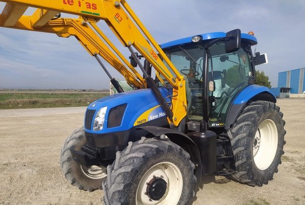 New Holland,T6070,Zaragoza,26.000,00 EUR
