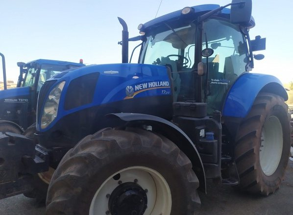 New Holland,T7.210,Ciudad Real,52.000,00 EUR