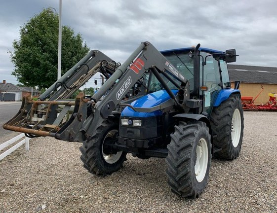 New Holland,Tl 90 a 4wd,Madrid,13.000,00 EUR