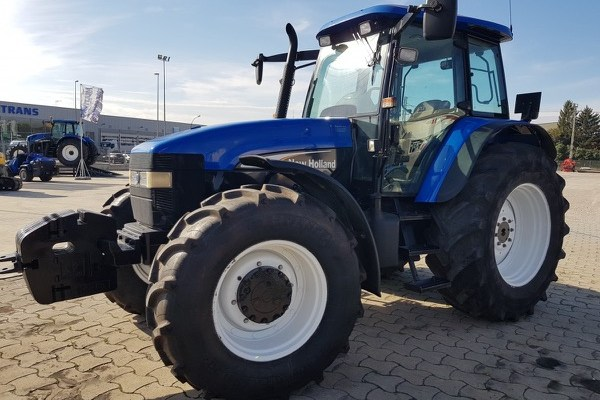New Holland,Tm 155,Lleida,33.000,00 EUR