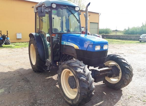 New Holland,Tn 85 Fa 4wd,Girona,18.500,00 EUR