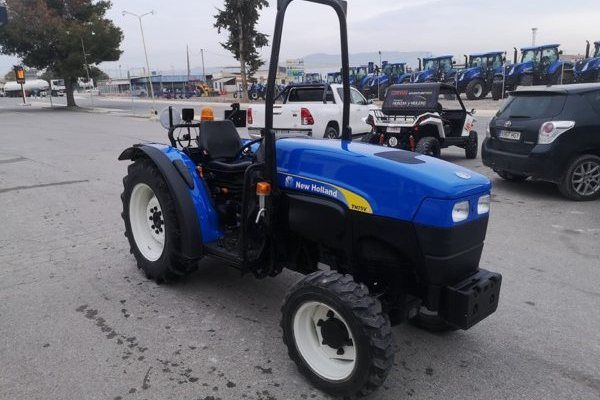 New Holland,Tn 75 Va 4wd,Murcia,15.000,00 EUR