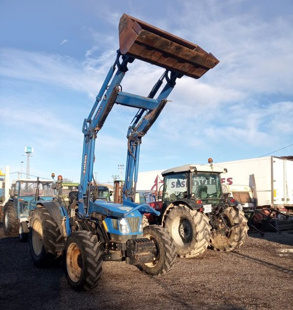 New Holland,Tn 85 a 4wd,Lleida,18.000,00 EUR