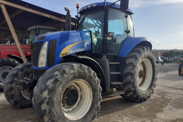 New Holland,T 8030,Lleida,40.000,00 EUR