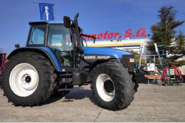 New Holland,8360 Dt,Lleida,25.000,00 EUR