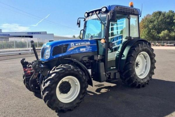 New Holland,T4.105 F 2wd,Madrid,33.500,00 EUR