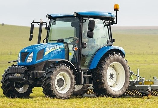 New Holland,T4.65s 2wd,Madrid,24.900,00 EUR