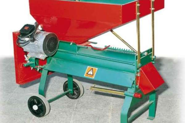 Peladora de almendras Estupiña R-200/900 Tr