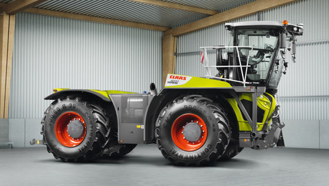 Claas,Xerion 4000 Saddle Trac,Madrid,406.980,00 EUR