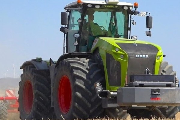 Claas,Xerion 5000 Trac,Madrid,439.485,00 EUR