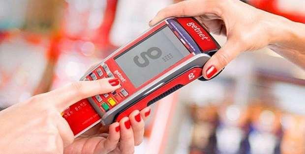 Máquina de Cartão Crédito GetNet