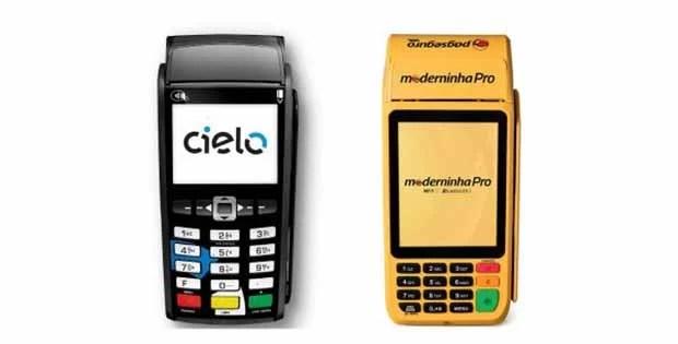 Moderninha Pro ou máquina móvel Cielo, qual a melhor?
