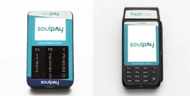 SoulPay Máquinas de Cartão