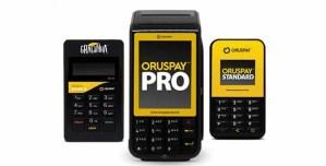 Máquinas de Cartão Oruspay