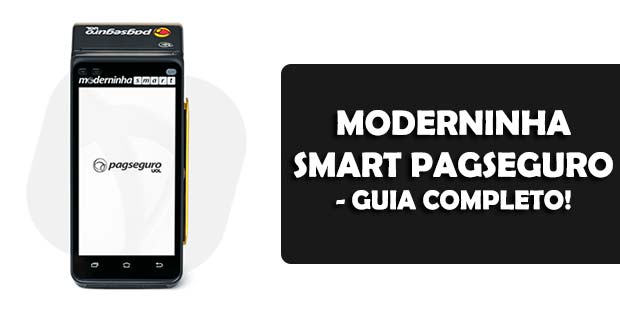 Moderninha Smart PagSeguro