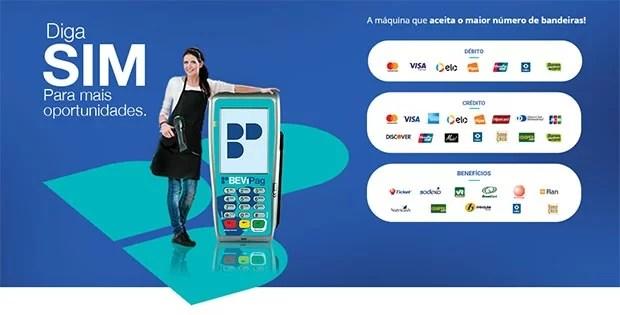BeviPag Máquinas de Cartão - GUIA COMPLETO