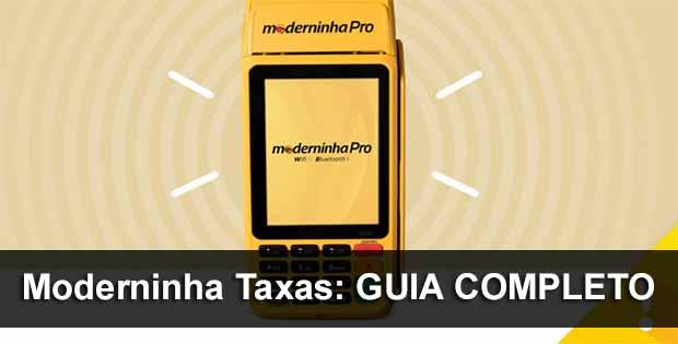 Moderninha Taxas